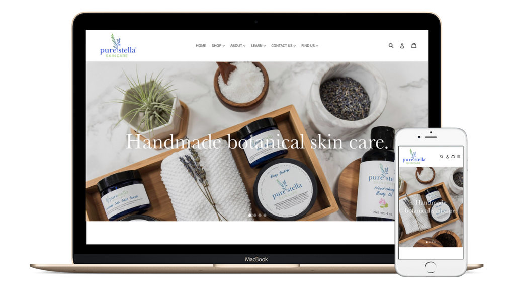 Just Launched: Shopify Website Design - Bracken House Branding Co.