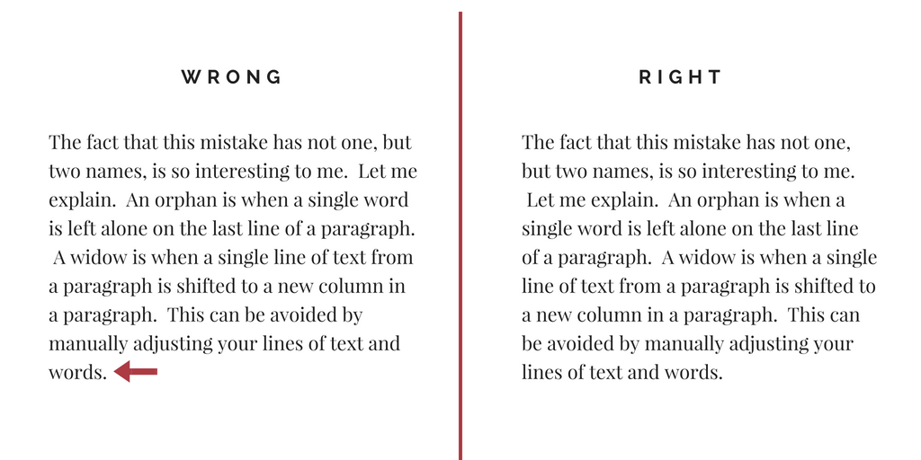 6 Typography Mistakes You Can Avoid Making Today - Bracken