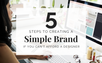 The 5 Steps to Creating a Simple, Yet Memorable Brand Identity
